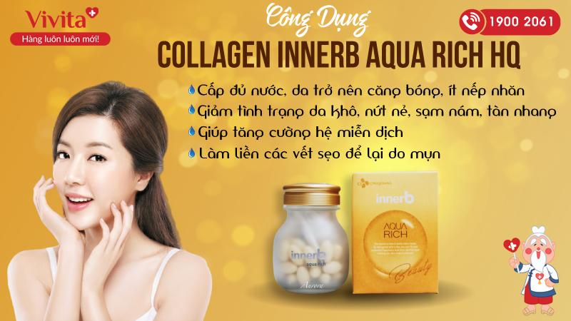 vien uong collagen innerb aqua rich hq