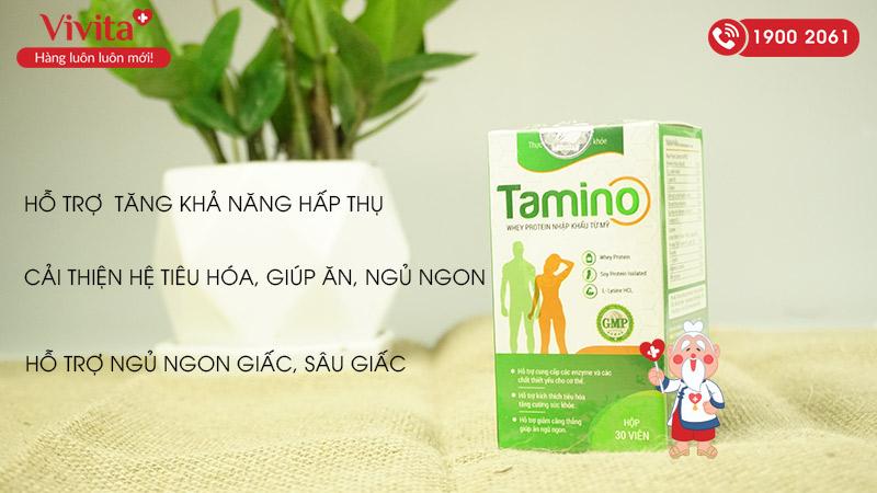 tang can tamino lua dao