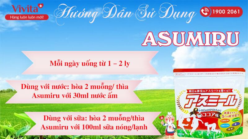 hướng dẫn sử dụng asumiru