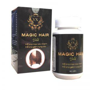 magic hair gold