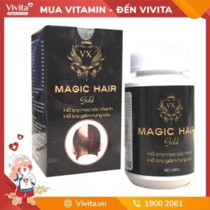 Magic Hair Gold - Bí Quyết Cho Mái Tóc Chắc Khỏe