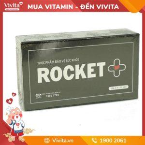 """Rocket Plus - Tăng Cường Sinh Lực Nam Giới, Làm Chủ Cuộc """"Yêu"""""""