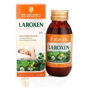 siro thảo dược laroxen