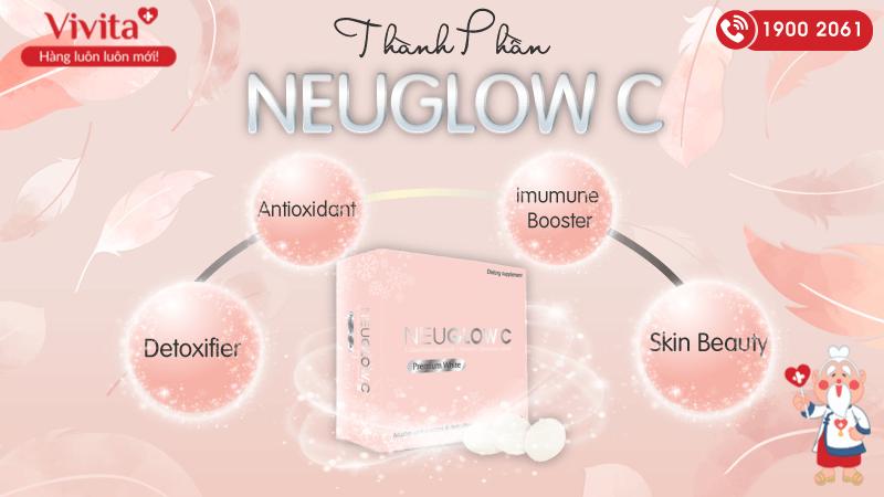 thành phần viên sủi neuglow c