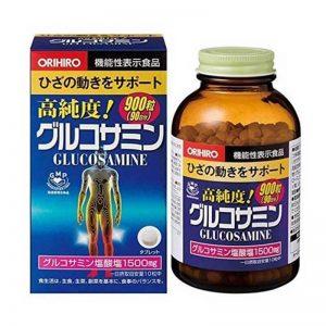 Glucosamine 1500mg Orihiro – Giúp Hỗ Trợ Điều Trị Bệnh Về Xương Khớp Hiệu Quả