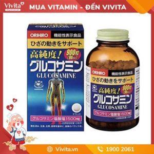 Glucosamine 1500mg Orihiro - Giúp Hỗ Trợ Điều Trị Bệnh Về Xương Khớp Hiệu Quả
