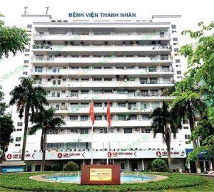 Benh vien Thanh Nhan la benh vien chuyen khoa bac nhat tai Ha Noi duoc dau tu vao co so vat chat rat nhieu gan day