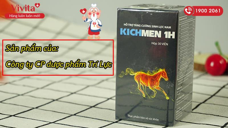 kichmen 1h lua dao