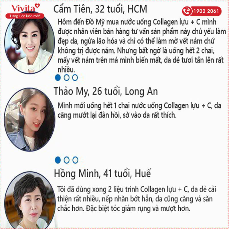 review collagen c neocell lựu