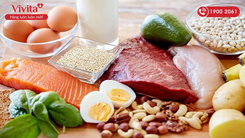 thực phẩm dành cho người bị xương khớp