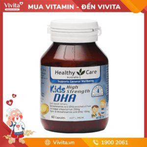 Healthy Care High Strength DHA - Viên Uống Bổ Sung DHA Cho Trẻ