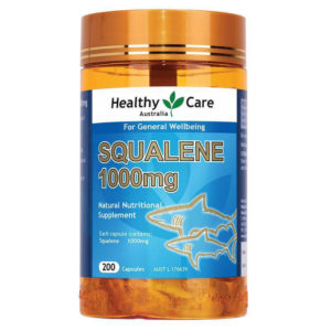 healthy care squalene