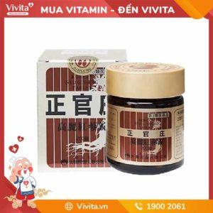 Viên uống hồng sâm Hàn Quốc Korean Red Ginseng Extract Pill - Nâng cao sức khỏe toàn diện
