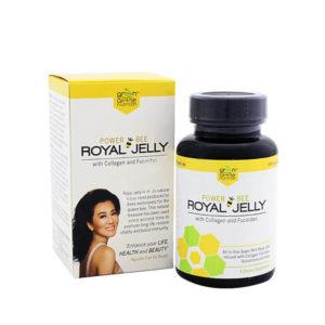 power bee royal jelly