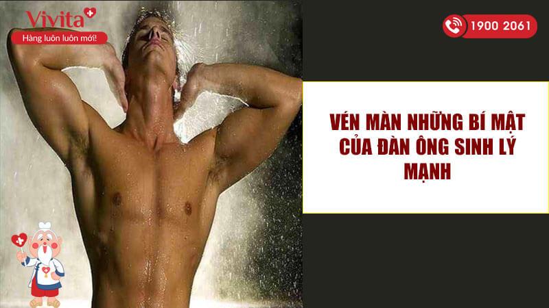 cách nhận biết đàn ông sinh lý mạnh