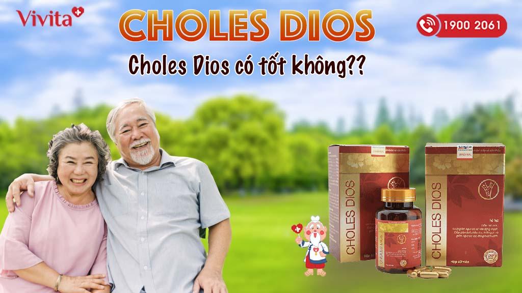 choles dios có tốt không
