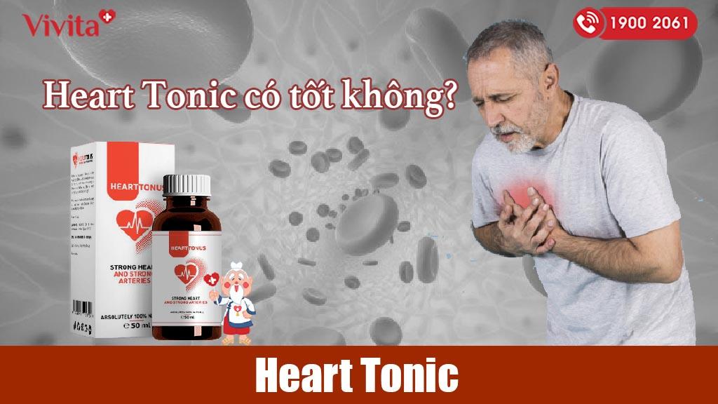 heart tonic có tốt không