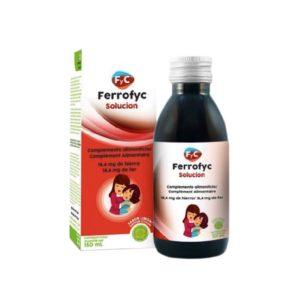 ferrofyc solucion