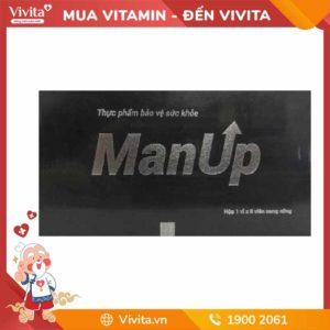 Man Up - Viên uống tăng cường sinh lý, cho cuộc yêu đạt chất lượng