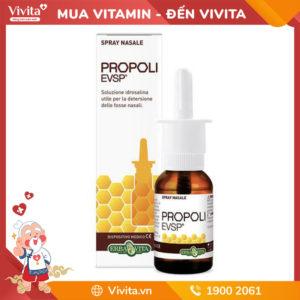 Spray Nasale Propoli.Evsp - Làm Sạch, Phòng Chống Các Bệnh Về Mũi