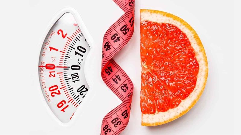ăn bưởi giảm cân