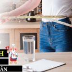giảm cân với chanh