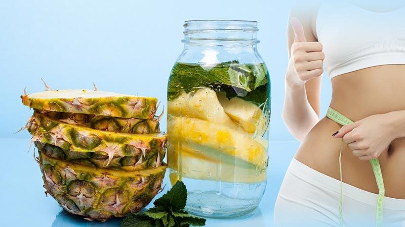 ăn dứa giảm cân