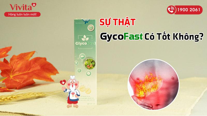 viên sủi nano glycofast có tốt không