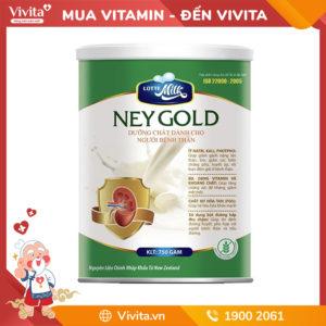 Ney Gold - Giải Pháp Dinh Dưỡng Cho Người Bệnh Thận Thêm Khỏe Mạnh