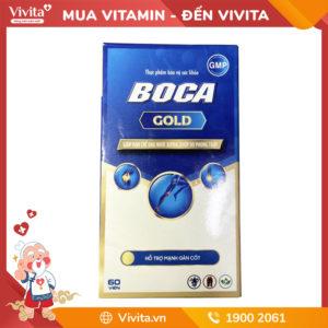 Boca Gold cho một hệ xương khớp khỏe mạnh như hồi trẻ
