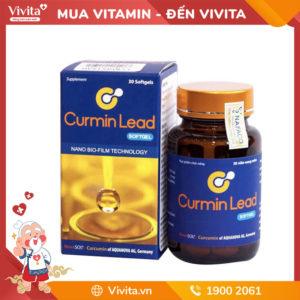 Viên Uống Curcumin Lead - Làm Lành Mọi Vết Thương Nhanh Chóng
