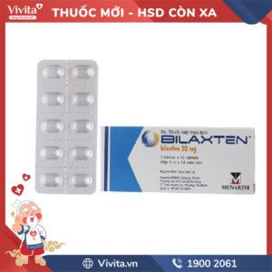 Thuốc chống dị ứng Bilaxten 20mg Hộp 10 viên