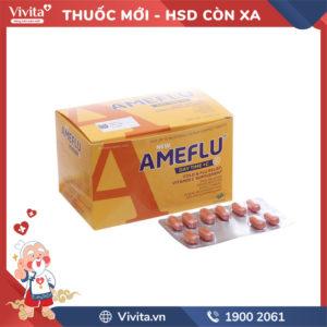 Thuốc trị cảm cúm Ameflu Daytime +C Hộp 100 viên