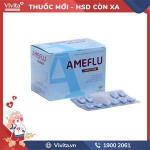 Thuốc trị cảm cúm Ameflu Night Time Hộp 100 viên