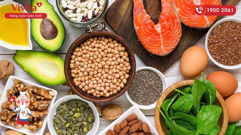 Omega 3 có nhiều trong các loại thực phẩm