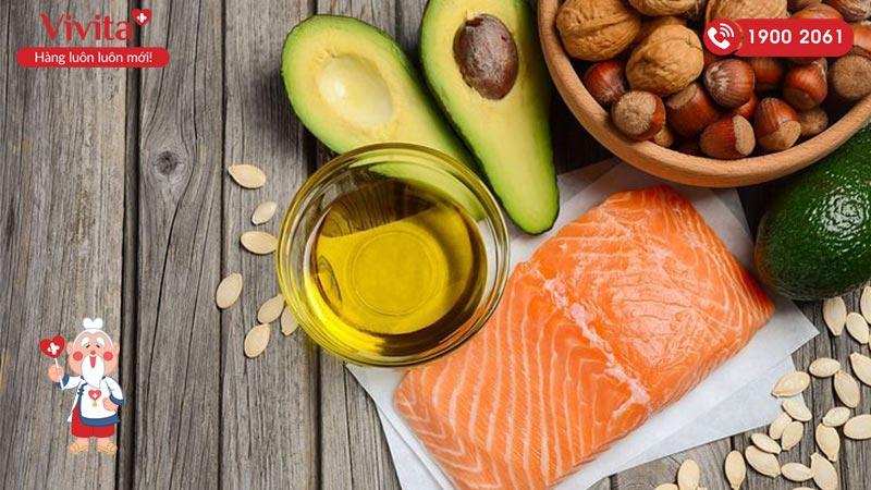 Thực phẩm giàu omega3