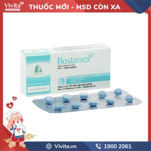 Thuốc chống dị ứng Bostanex 5mg Hộp 30 viên
