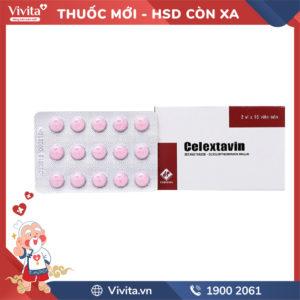 Thuốc chống dị ứng Celextavin Hộp 30 viên