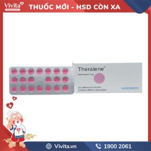 Thuốc chống dị ứng Theralene 5mg Hộp 40 viên