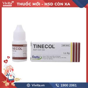 Kem bôi trị nấm da Tinecol