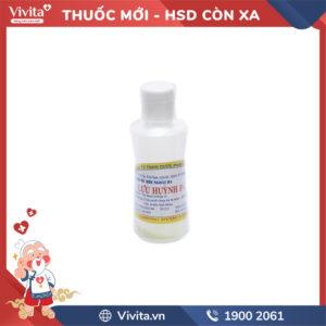 Thuốc bôi trị mụn Lưu huỳnh 5% Nam Việt Chai 60ml
