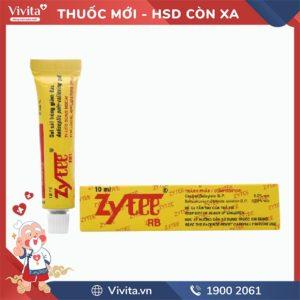 Gel sát khuẩn giảm đau răng, nhiệt miệng Zytee RB