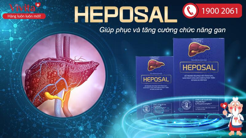 heposal có tốt không