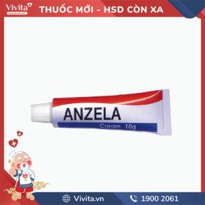 Kem bôi trị viêm da Anzela Cream