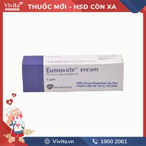 Kem bôi trị viêm da Eumovate 5g