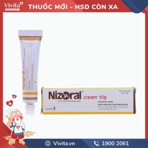 Kem bôi trị nấm da Nizoral 10g