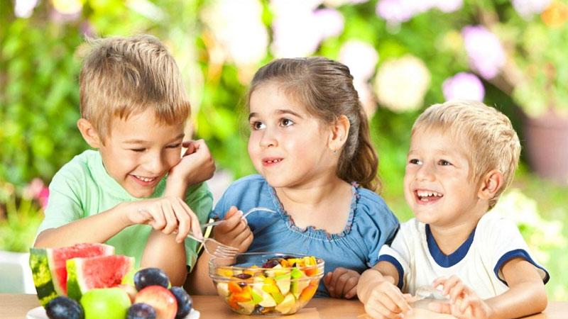 Kẽm giúp kích thích trẻ ăn ngon miệng hơn