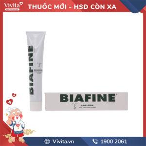 Kem trị bỏng Biafine Emulsion 46.5g