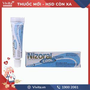 Kem bôi trị nấm da Nizoral Cool