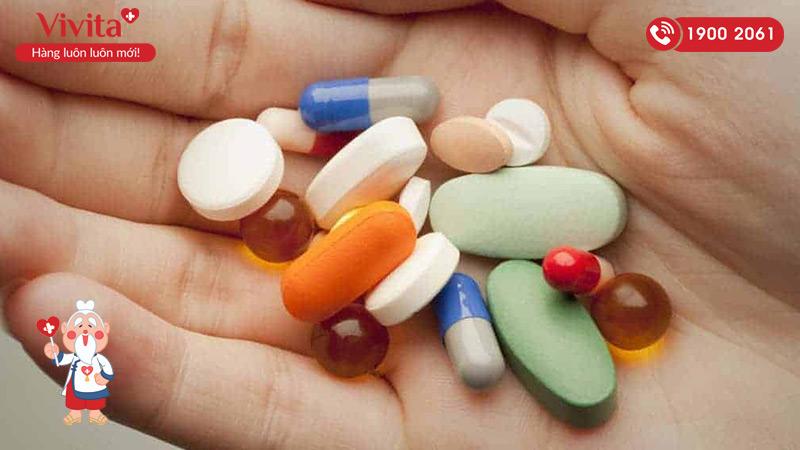 Nóng gan do lạm dụng kháng sinh